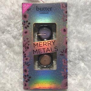 butter LONDON Merry Metals Eye Gloss Set